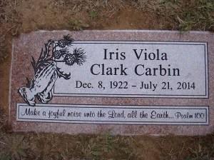carbin-iris