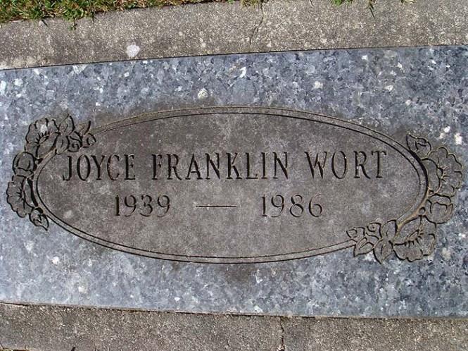 2013-955-wort,-joyce-franklin
